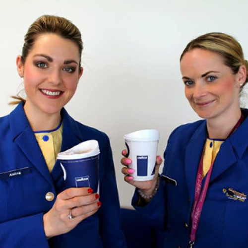 Partnership tra Lavazza e Ryanair