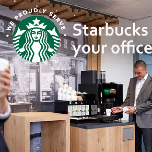 Starbucks entra nella European Vending Association