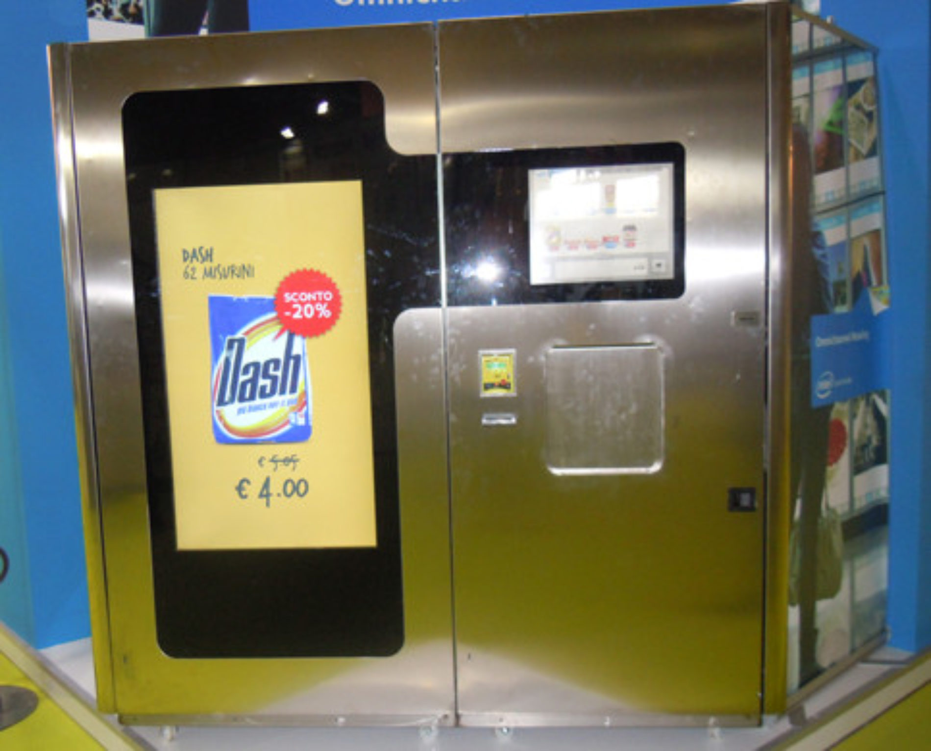 "L'italiana WIB vince la ""Intel Intelligent Vending Competition"""