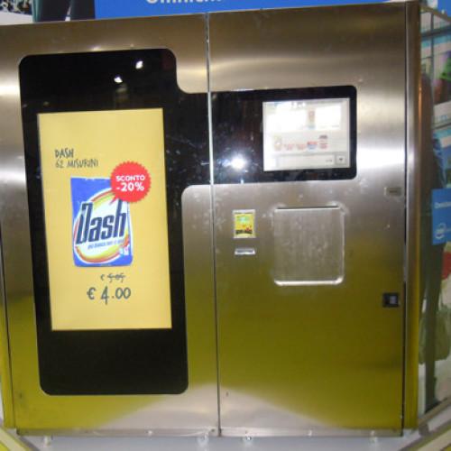 "L'italiana WIB vince la ""Intel Intelligent Vending Competition"""