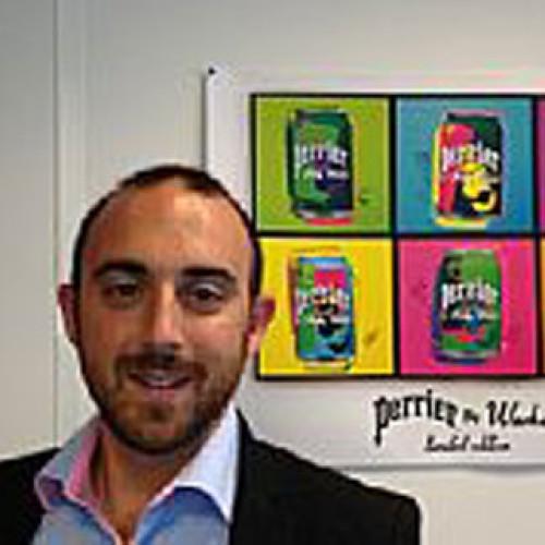 Nuovo Brand Development Manager Italia per Perrier
