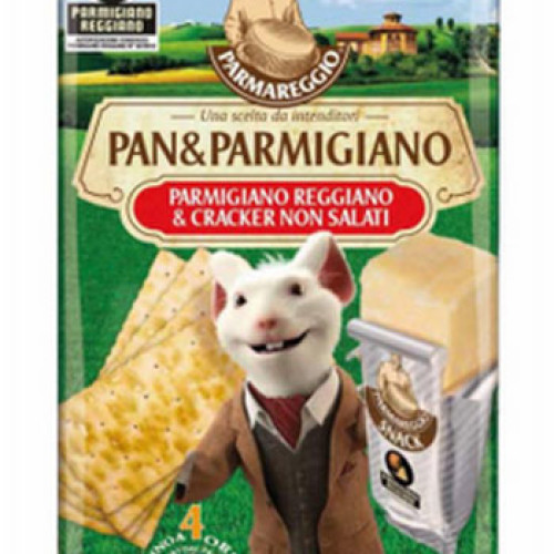 Novità per Pan&Parmigiano Snack