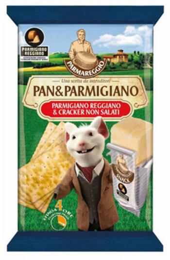 PAN&PARMAREGGIO