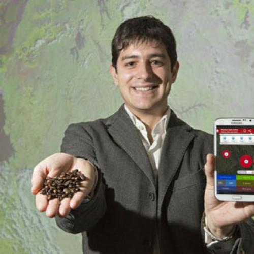 Weather Safe: una app per salvare le piantagioni di caffè