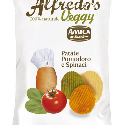 Arriva Veggie di Amica Chips