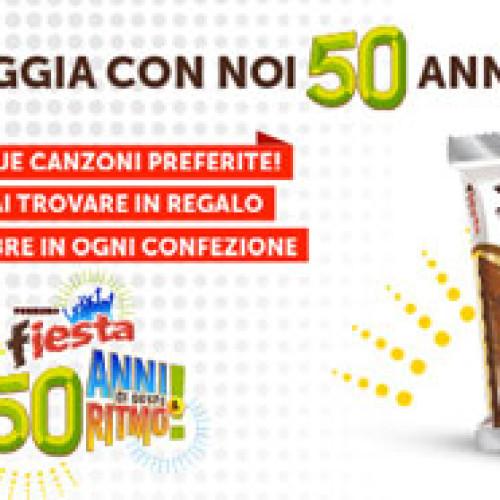 La Fiesta compie 50 anni