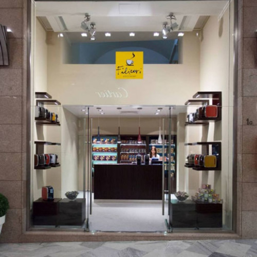 Filicori-Zecchini apre un temporary store