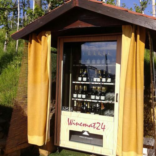 Winemat, il d.a. di vino di Daint a Km. 0