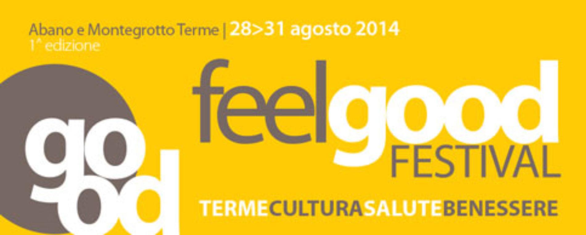 Acqua Minerale San Benedetto al Feel Good Festival