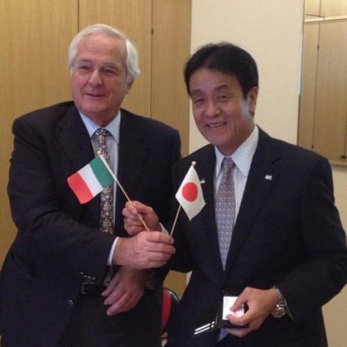 Il successo di Caffè Cagliari in Giappone