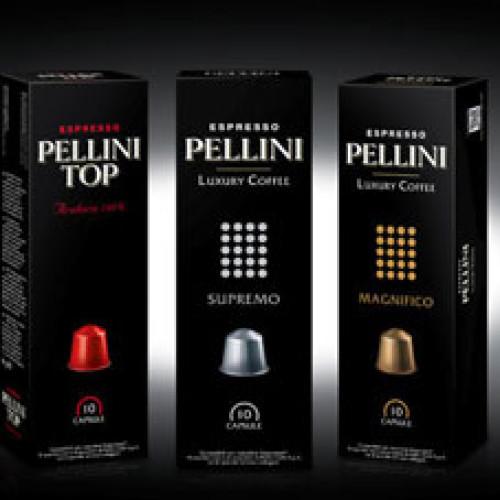 Caffè Pellini cresce e investe nel mercato del porzionato