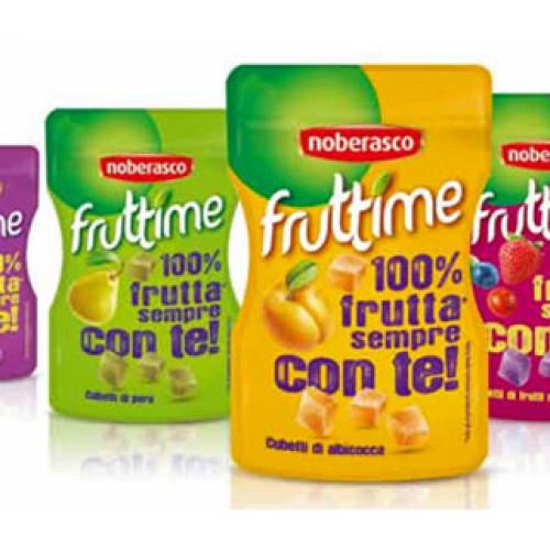 Fruttime di Noberasco vince il premio Food
