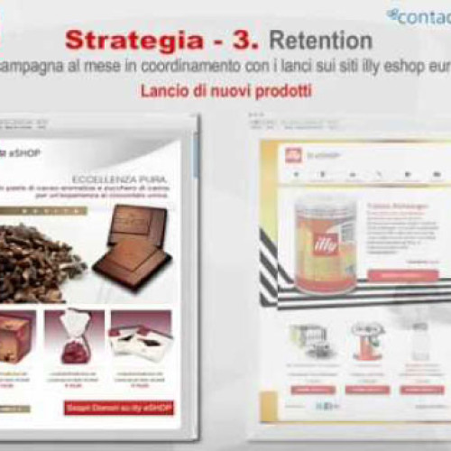 Premiato il digital direct marketing di Illy e Contactlab