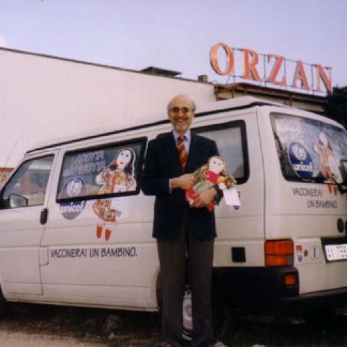 In gran forma la Orzan Distributori Automatici