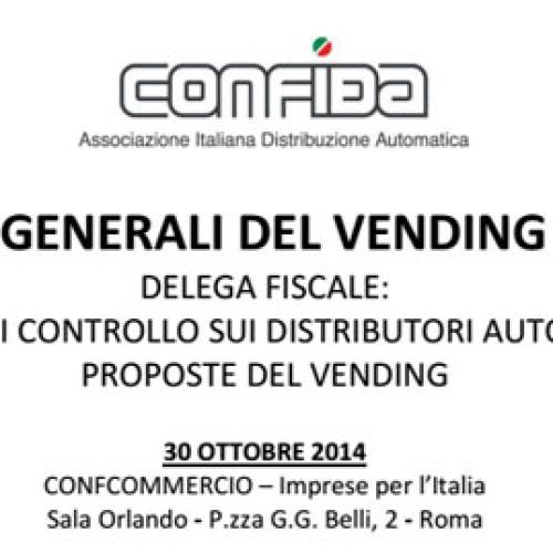 Stati Generali del Vending 2014