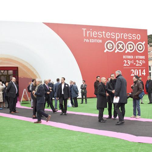 Prime immagini da TriestEspresso Expo 2014