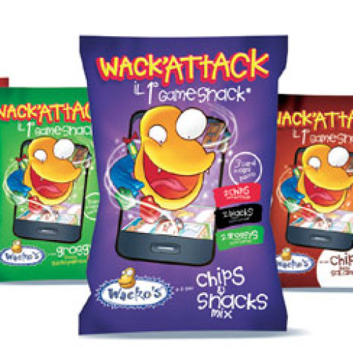 Arrivano le nuove Wacko's gusto salame