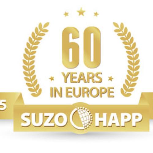 2015: in arrivo il 60° anniversario di Suzo-Happ