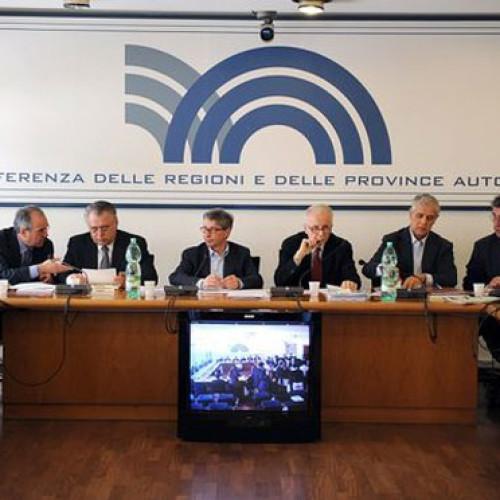 """La Conferenza delle Regioni approva il """"Patto della Merenda"""""""