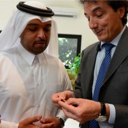 Caffè Morettino vince la Medaglia d'Oro e vola in Qatar