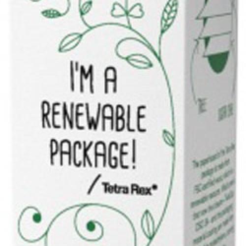 Tetra Pak lancia il brick riciclabile al 100%