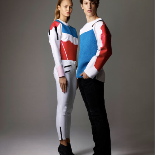 Pepsi Cola è moda insieme a Vogue Italia