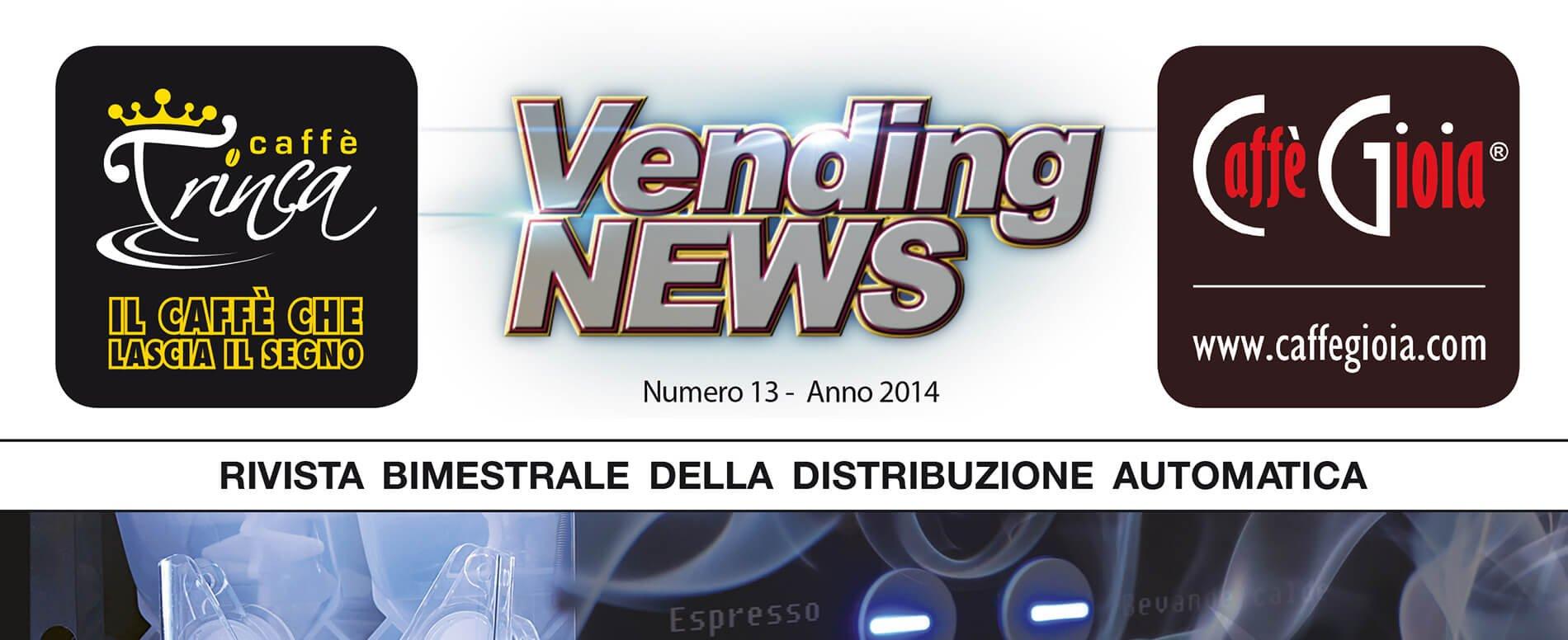 Rivista Vending News – Leggi il numero 13