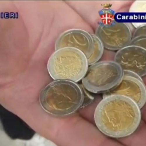 """Operazione """"Shangai Money"""""""