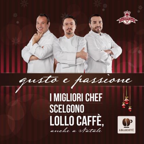 Le Stelle di Caffè Lollo interpretano l'espresso napoletano