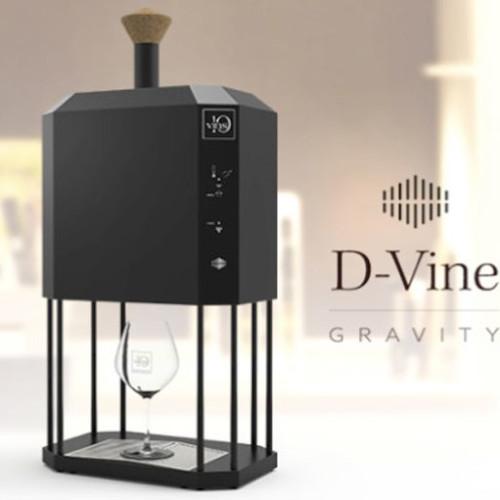 Francia. D-Vine il distributore automatico di vino in capsule