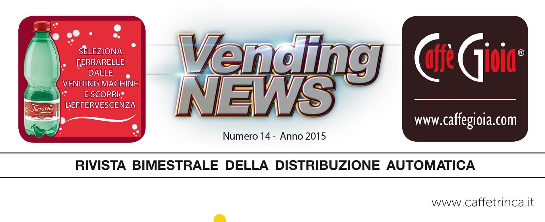 Rivista Vending News – Leggi il numero 14