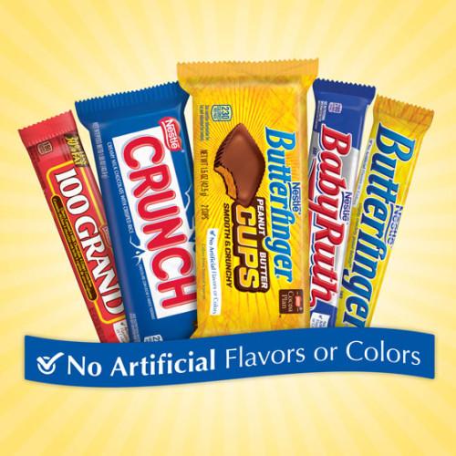 USA. Nestlè elimina i coloranti artificiali entro il 2015
