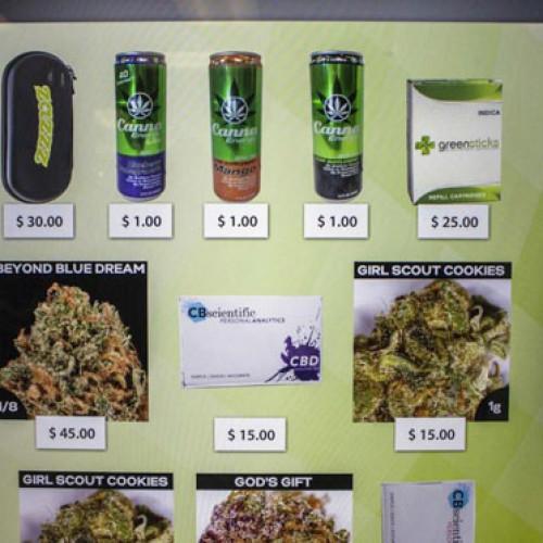 USA. Nei d.a. tutte le varianti della cannabis