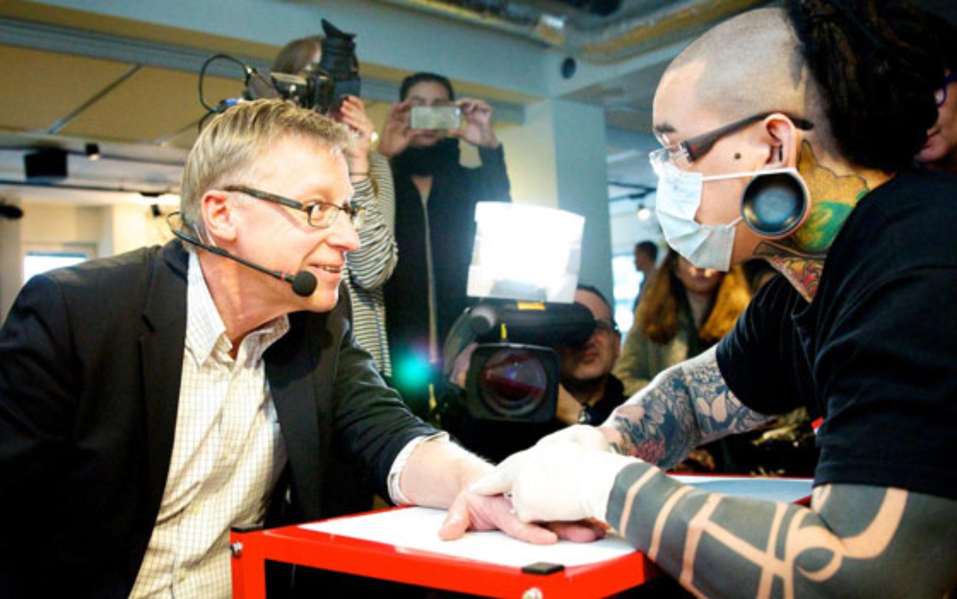 Svezia. Un microchip RFID sostituisce la chiave elettronica