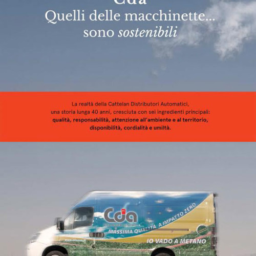 Cattelan Distributori Automatici si racconta in un e-book
