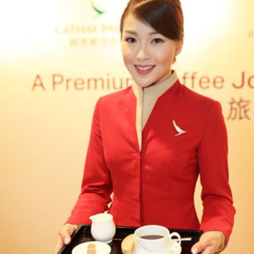Il caffè Illy sui voli della Cathai Pacific