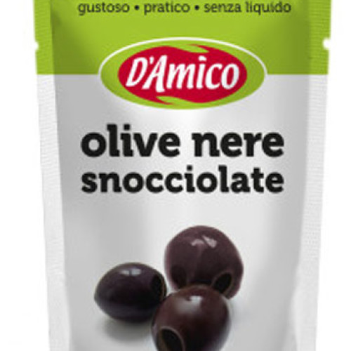 D'Amico lancia lo snack Olive Nere on-the-go