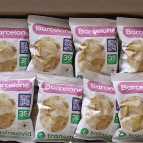 Francia. Transavia regala biglietti nei d.a. di patatine (Video)