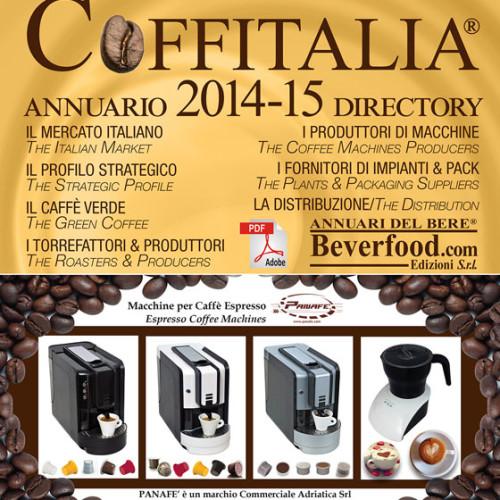 Nuovo COFFITALIA® 2014-2015 in edizione digitale: