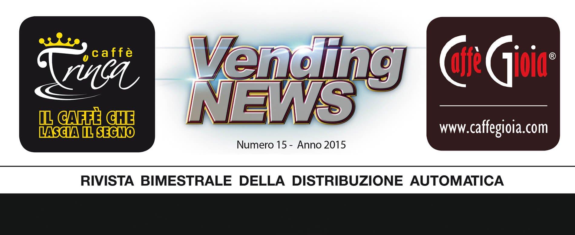 Rivista Vending News – Leggi il numero 15