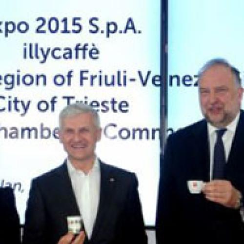 Expo 2015 all'insegna del caffè