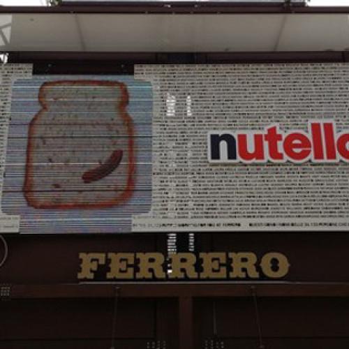 I dipendenti Ferrero celebrati a Expo 2015