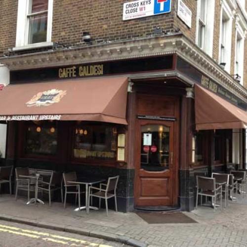 Kimbo apre a Londra l'Ambasciata Internazionale del Caffè