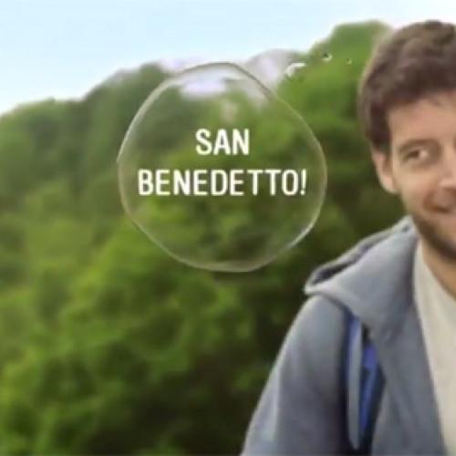 Intensa campagna promozionale per Acqua Minerale San Benedetto