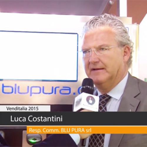 Intervista con Luca Costantini di Blupura srl