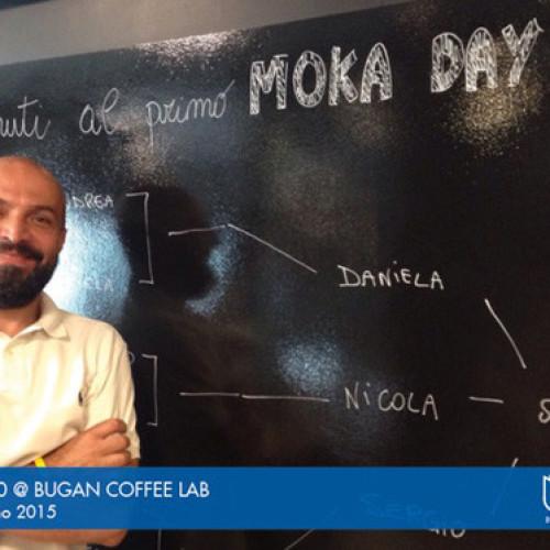 BWT Water+More al Moka Day 1.0 del Bugan Coffee Lab