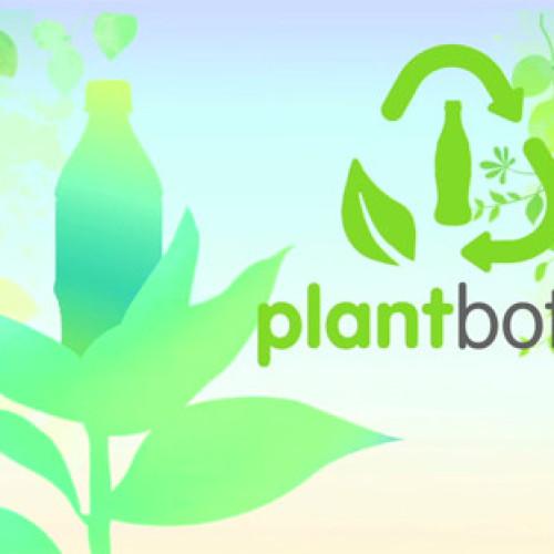 Presentata a Expo la Coca-Cola PlantBottle