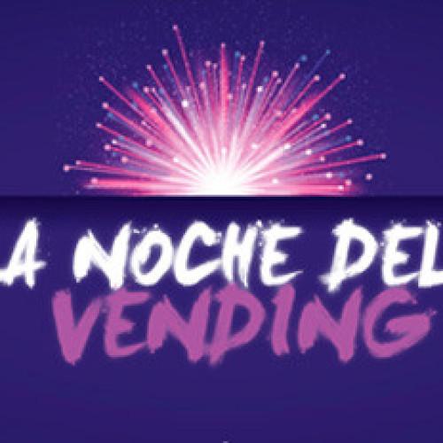 """A """"La noche del vending"""" anche la distribuzione automatica italiana"""