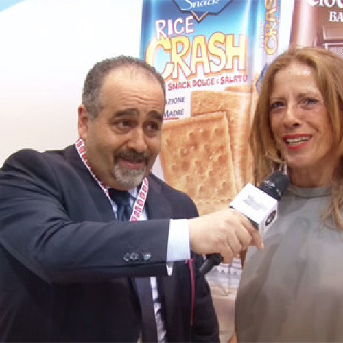 Vending TV – Intervista con Rosa Maria Giupponi di Riso Scotti Snack
