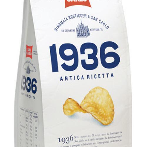 1936 Antica Ricetta. San Carlo torna alle origini